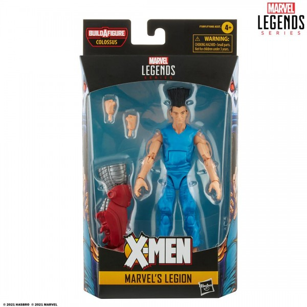 X-Men Age of Apocalypse Marvel Legends Actionfigur Legion