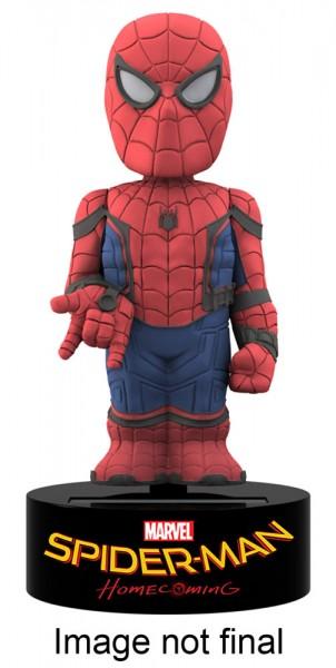 Spider-Man Homecoming Body Knocker Wackel-Figur Spider-Man