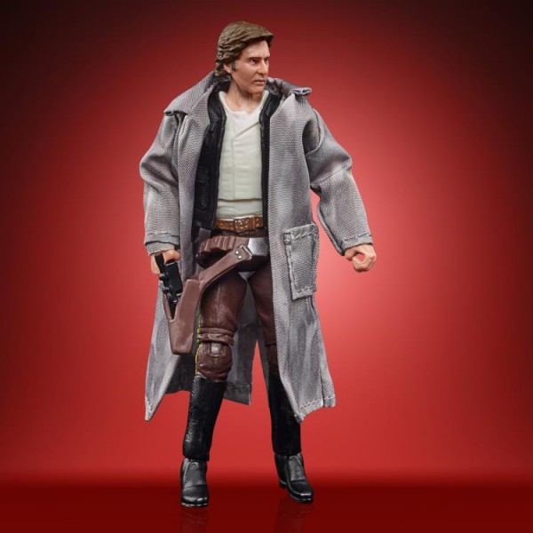 Star Wars Vintage Collection Actionfigur 10 cm Han Solo (Endor)