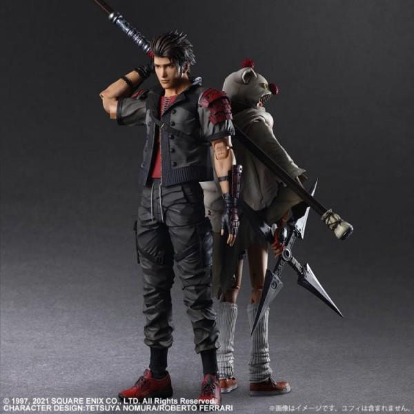 Final Fantasy VII Remake Play Arts Kai Actionfigur Sonon Kusakabe