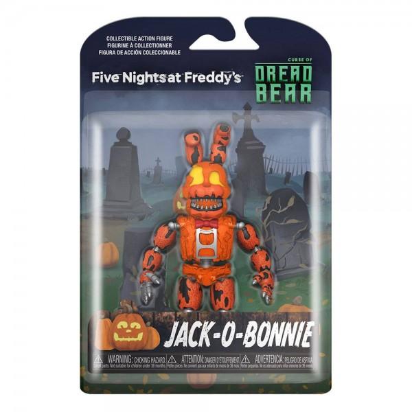 Five Nights at Freddy's Dreadbear Actionfigur Jack-o-Bonnie