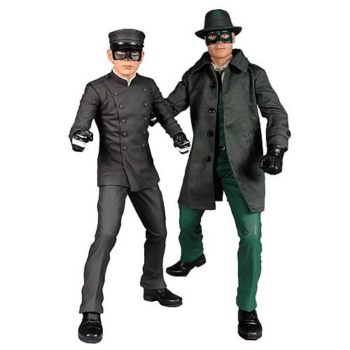Green Hornet Movie Actionfiguren Set 12 Inch