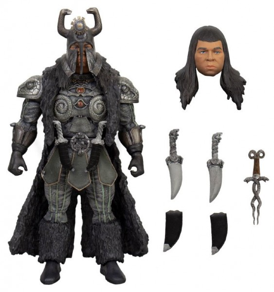 Conan der Barbar Ultimates Actionfigur Thulsa Doom
