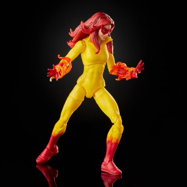 Marvel Legends Actionfigur Firestar (Exclusive)