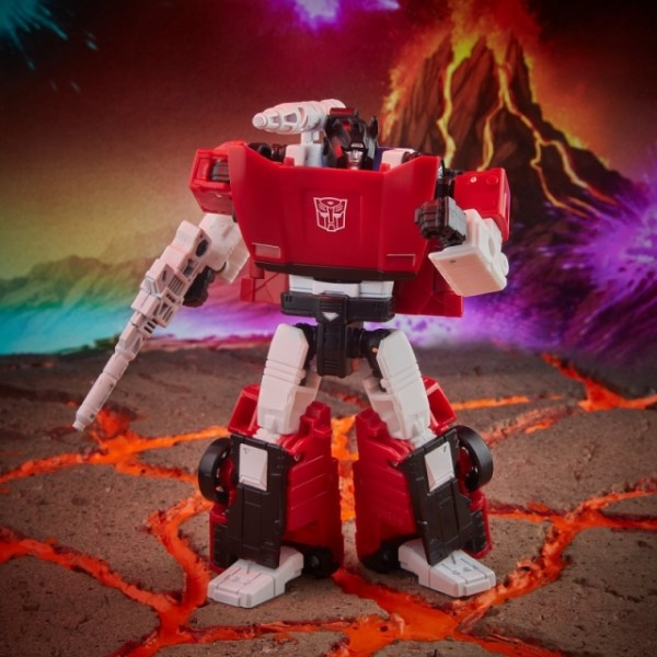 Transformers Generations War For Cybertron Trilogy Maximal Skywarp & Sideswipe (2-Pack) (Exclusive)