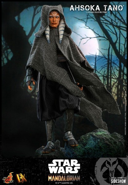 Star Wars The Mandalorian Television Masterpiece Actionfigur 1/6 Ahsoka Tano
