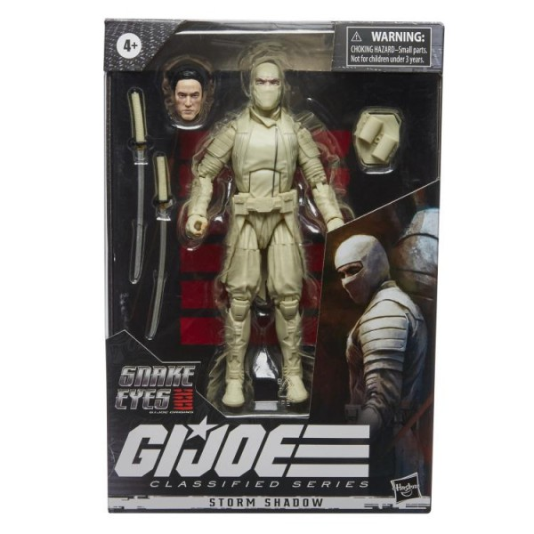 G.I. Joe Classified Series Actionfiguren 15 cm Wave 5 (3)