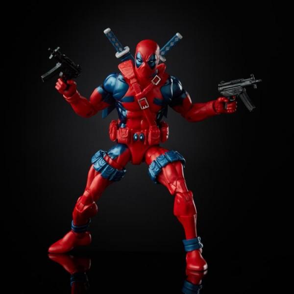 X-Force Marvel Legends 80th Anniversary Actionfigur Super Heroes Vintage Deadpool (Exclusive)