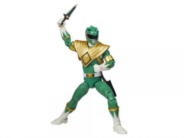 Power Rangers Lightning Collection Actionfigur 15 cm Mighty Morphin Green Ranger