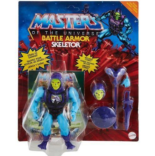 Masters of the Universe Origins 2021 Actionfigur Skeletor Battle Armor (Deluxe)