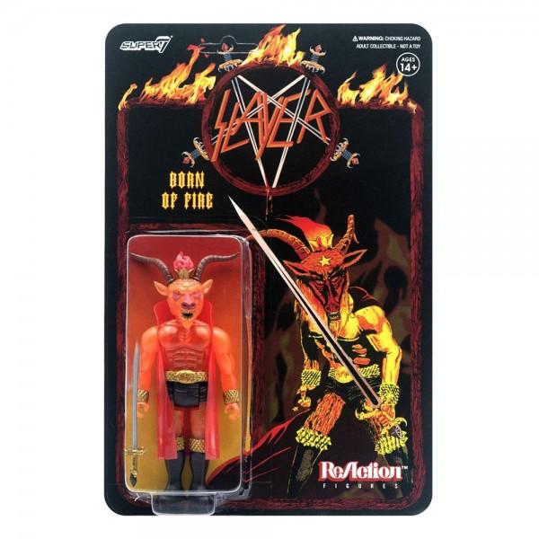 Slayer ReAction Actionfigur Minotaur (Born of Fire)