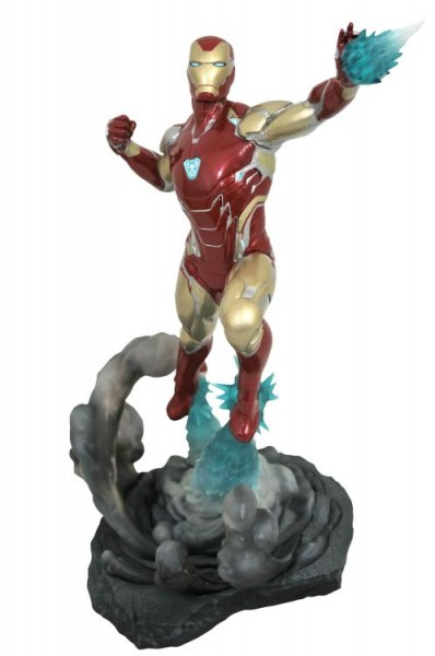 Avengers Endgame Gallery Statue Iron Man (Mark 85)