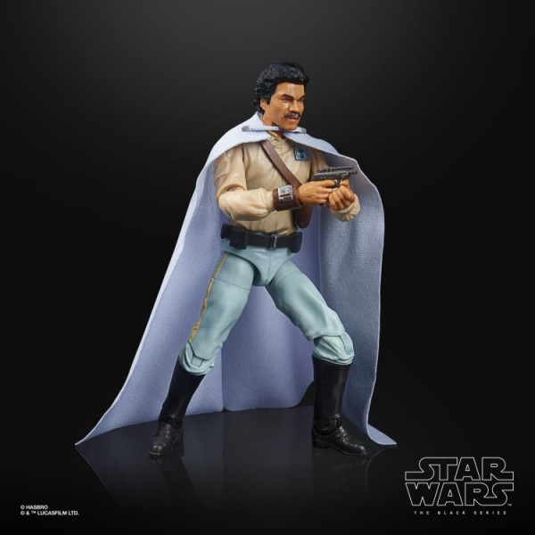 Star Wars Black Series Actionfigur 15 cm General Lando Calrissian (Ep6)