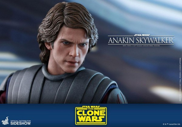 Star Wars Clone Wars Television Masterpiece Actionfigur 1/6 Anakin Skywalker