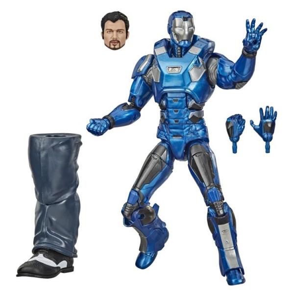 Avengers Gamerverse Marvel Legends Actionfigur Iron Man (Atmosphere Armor)