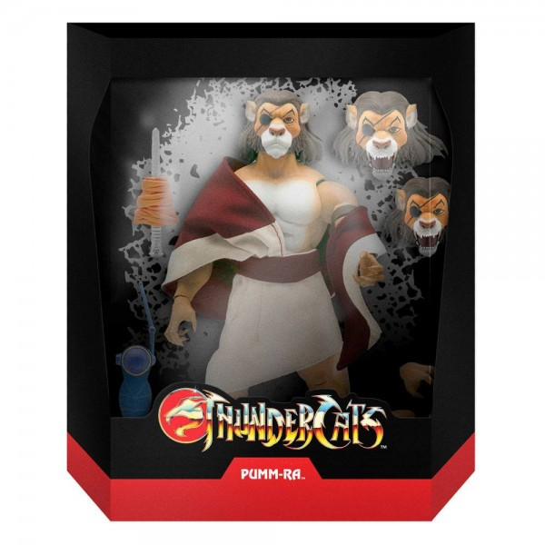 Thundercats Ultimate Actionfigur Pumm-Ra