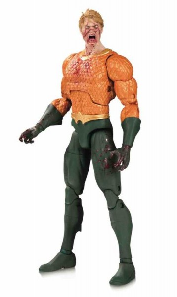 DC Comics Essentials Actionfigur Aquaman (DCeased)