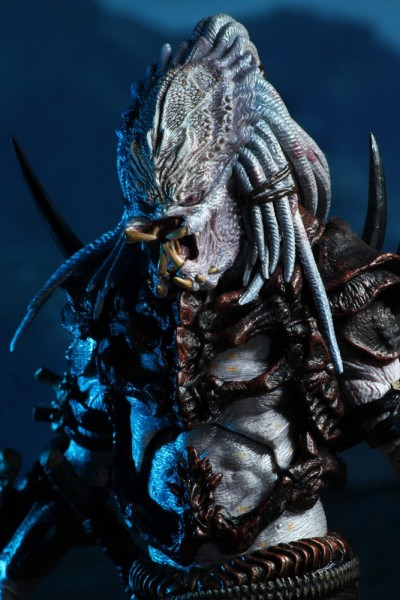 Predator Actionfigur Ultimate Alpha Predator (100th Edition)