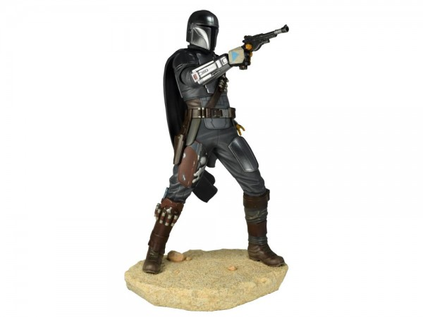 Star Wars Premier Collection Statue The Mandalorian MK 3 (The Mandalorian)