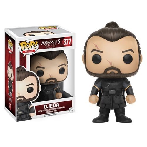 Assassin's Creed Movie Funko Pop! Vinylfigur Ojeda 377