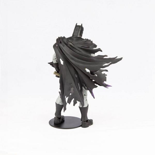 DC Multiverse Actionfigur Batman with Battle Damage (Dark Nights: Metal)
