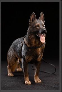 VERYCOOL Actionfigur 1/6 German Shepherd Dog
