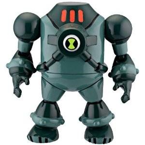 Ben 10 Actionfigur NRG Ultimate Alien