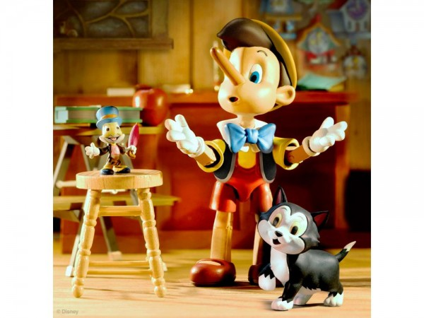 Disney Ultimates Actionfigur Pinocchio