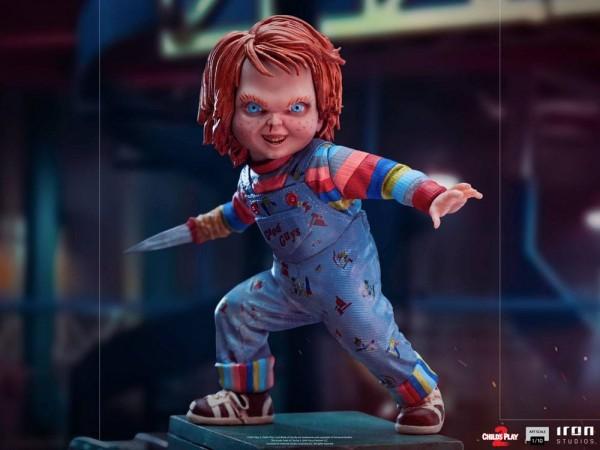 Chucky 2 Art Scale Statue 1/10 Chucky