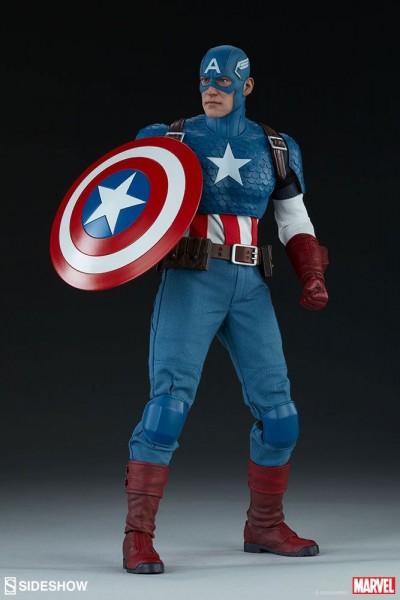 Marvel Comics Actionfigur 1/6 Captain America