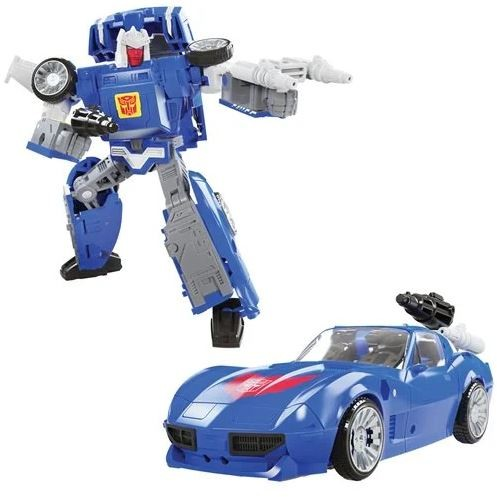 Transformers Generations War For Cybertron KINGDOM Deluxe Tracks
