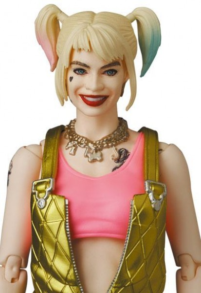 Birds of Prey MAF EX Actionfigur Harley Quinn