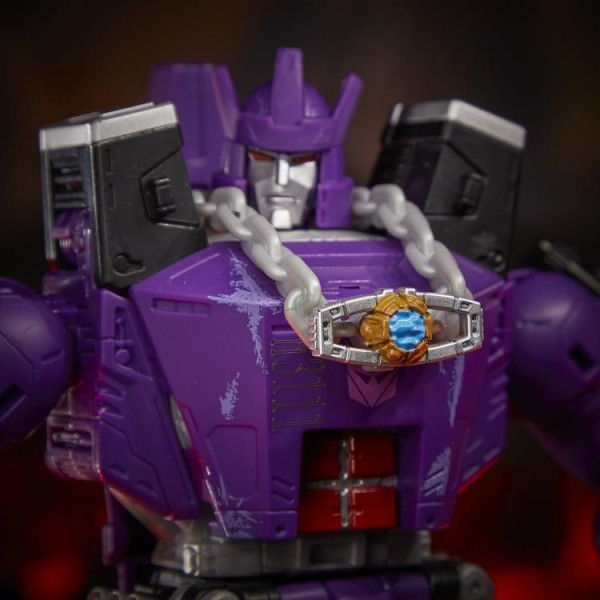 Transformers Generations War For Cybertron KINGDOM Leader Galvatron