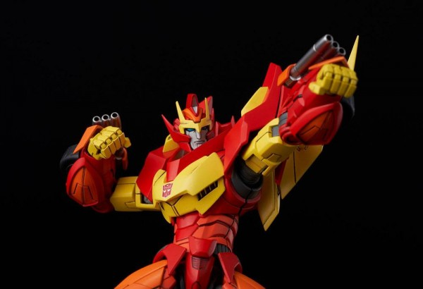 Transformers Furai Model Plastic Model Kit Rodimus (IDW Version)