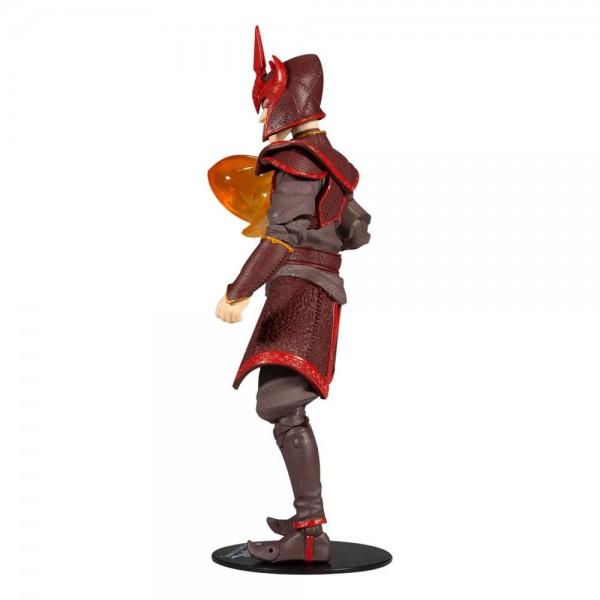 Avatar: Herr der Elemente Actionfigur Zuko (Helmeted) Gold Label Series