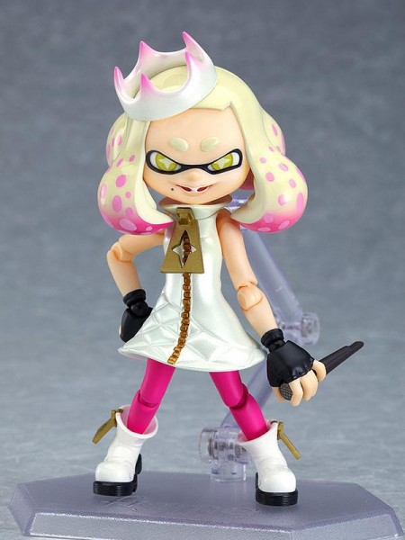 Splatoon 2 Figma Actionfiguren Off the Hook Pearl & Marina (2-Pack)