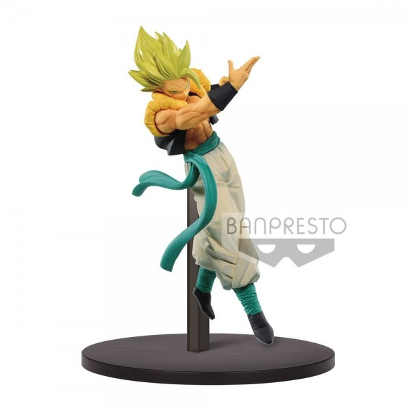 Dragonball Super Match Makers Statue Super Saiyan Gogeta