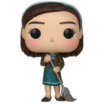 Shape of Water Funko Pop! Vinylfigur Elisa (with Broom)