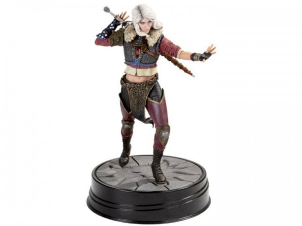 Witcher 3 Wild Hunt PVC Statue Ciri (2nd Edition)