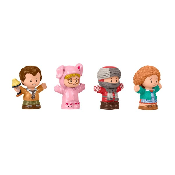 A Christmas Story Collector Set Little People