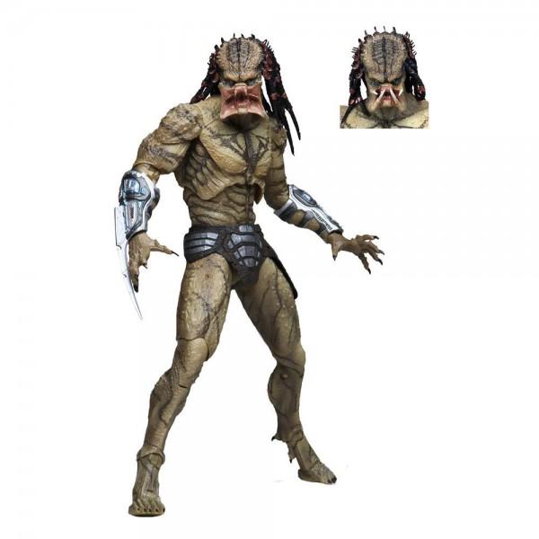 Predator (2018) Actionfigur Ultimate Assassin Predator (unarmored)