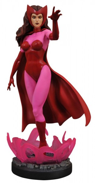 Marvel Premier Collection Statue Scarlet Witch