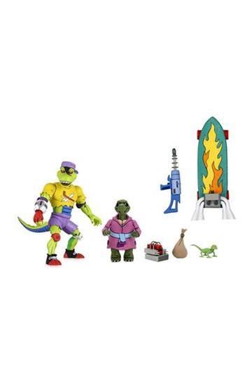 Teenage Mutant Ninja Turtles Ultimate Actionfigur Mondo Gecko