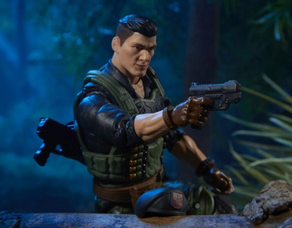 G.I. Joe Classified Series Actionfigur 15 cm Flint