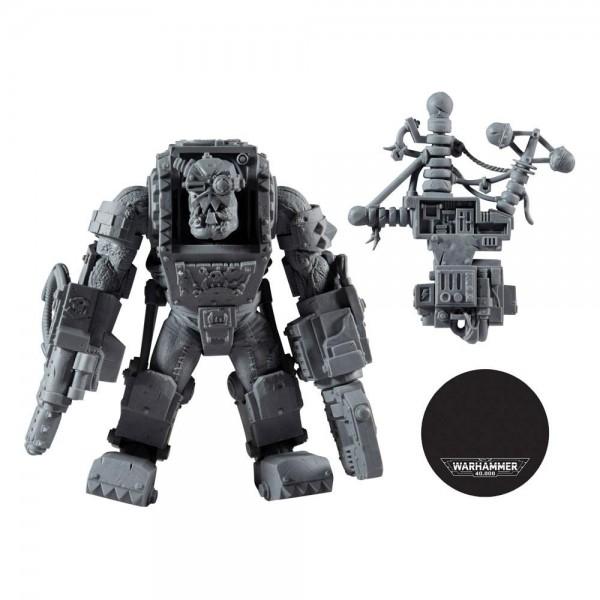 Warhammer 40k Actionfigur 30 cm Ork Big Mek (Artist Proof)