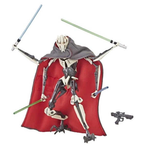 Star Wars Black Series Actionfigur 15 cm General Grievous