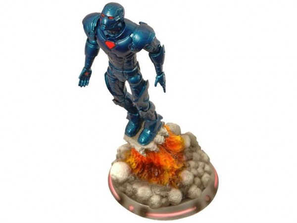 Marvel Select Actionfigur Stealth Armor Iron Man