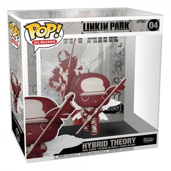 Linkin Park Funko Pop! Albums Vinylfigur Hybrid Theory 04