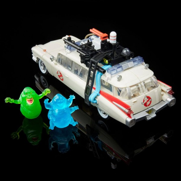 Transformers x Ghostbusters: Legacy Ecto-1