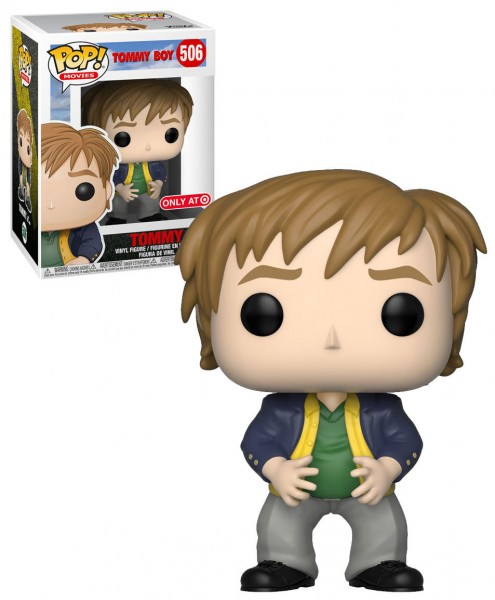Tommy Boy Funko Pop! Vinylfigur Tommy (with Ripped Coat) 506 Exclusive